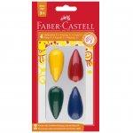 Faber-Castell Пастели Pear, 4 цвята