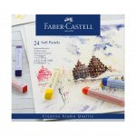 Faber-Castell Пастели Goldfaber, сухи, S, 24 цвята