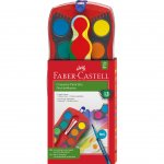 Faber-Castell Акварелни бои Connector, 12 цвята