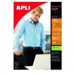 Хартия APLI фото двустранен мат A4 170 g/m2