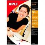 Хартия APLI фото мат A4 100 л. 120 g/m2