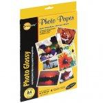 Хартия Yellow One фото A4 Glossy 20 л. 180 g
