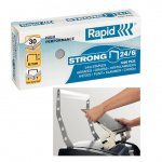 Телчета за телбод Rapid Strong №24/6 1000 бр.