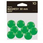 Магнити Grand Ф30 mm 10 бр. Зелен