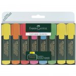 Faber-Castell Текст маркер 48, 6 + 2 цвята