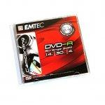 DVD-RW Emtec 4x 4.7 GB в стандартна кутия