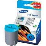 Тонер касета цветна cyan Samsung CLP 300