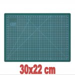 Подложка за рязане Wedo Зелен 30x22 cm