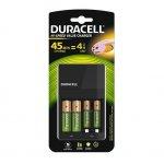 Зарядно устройство Duracel  за 2 бат АA+2 бат AAA