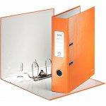 Класьор Leitz Wow Colours A4, 7.5 cm Оранжев