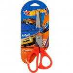 Детскa ножица Kite Hot Wheels 13cm пласт. дръжк