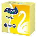 Салфетки Harmony Prima 33х33 cm 100 бр. Жълт