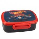 Кутия детска за храна Kite Hot Wheels 750 ml