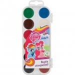 Водни бои Kite Little Pony  медени 12 цвята