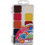 Водни бои Kite Little Pony медени 10 цвята