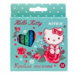 Пастели Kite Hello Kitty Wax Crayons 12 цвята