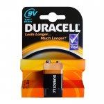 Duracell Алкална батерия, 6LR61, 9 V