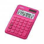 Casio Настолен калкулатор MS-20UC, 12-разряден, цикламен