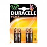 Duracell Алкална батерия, AAA, LR03, 1.5 V, 2 броя