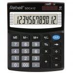 Настолен калкулатор Rebell SDC412+