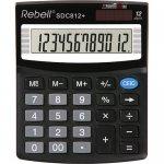 Настолен калкулатор Rebell SDC812+