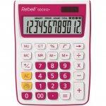 Настолен калкулатор Rebell SDC912+ Розов