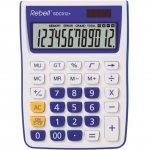 Настолен калкулатор Rebell SDC912+ Син