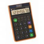 Настолен калкулатор Victoria GVA-612 Черен Оранж