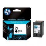HP no. 21 патрон черен 5 ml
