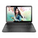 HP Лаптоп 255 G5, 15.6'', AMD Quad Core 2.2 GHz, 4 GB RAM, 500 GB HDD