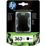 HP no. 363 голям патрон черен 17 ml