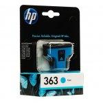 HP no. 363 патрон цветен cyan 4 ml