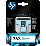 HP no. 363 патрон цветен light cyan 5.5 ml