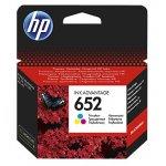 HP no. 652 патрон цветен Tri-colour Deskjet 1115