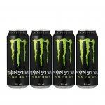 Monster Енергийна напитка, 500 ml, 4 броя