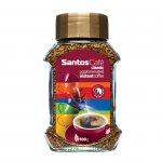 Santos Разтворимо кафе Agglomerated, в буркан, 100 g