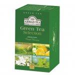 """Ahmad Tea Чай """"Зелен селекция"""", 2 g, в пакетче, 20 броя"""