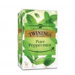 """Twinings Чай """"Мента"""", билков, 1.5 g, в пакетче, 20 броя"""