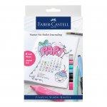 Faber-Castell Комплект Маркер Pitt Artist, Журнал, 7 броя