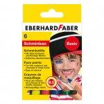 Eberhard Faber Моливи за лице Basic, 6 цвята