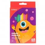 Цветни моливи Kite Jolliers 18 цвята