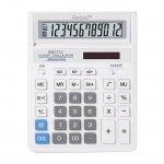 Настолен калкулатор Rebell BDC712 Бял