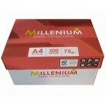 Кашон хартия Millenium 10 пакета A4 500 л. 75 g/m2