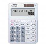 Настолен калкулатор TOOR TR-1223DB Бял