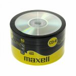 CD-R80 MAXELL, 700MB, 52X, 50 бр.