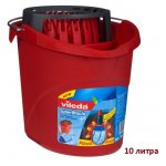 Овална кофа с цедка Vileda SuperMocio10 l