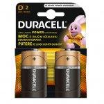 Алкална батерия Duracell Basic 1.5V LR20/D 2 бр.