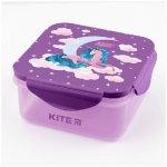 Кутия детска за храна Kite Lovely Sophie 860 ml