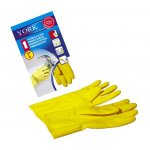 Домакински ръкавици York размер L